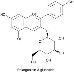 Pelargonidin-3-glucoside